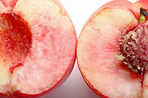 アメリカ 桃 食べ方