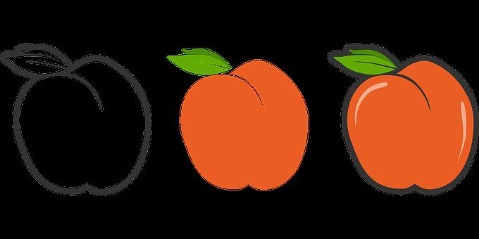 桃 品種 小さい