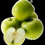 リンゴのイチョウ切りの方法について