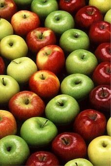 リンゴ 朝 夜 食べる 効果