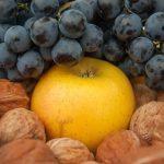 リンゴのスライス方法について